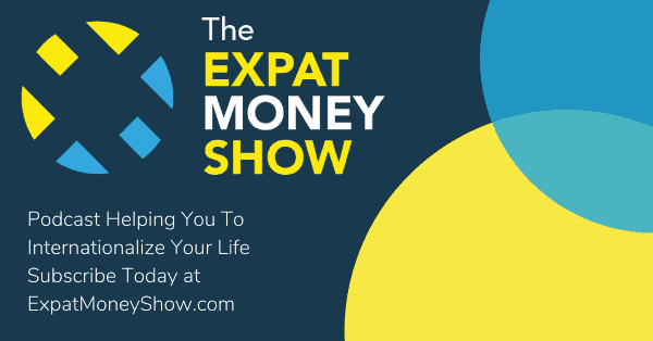 Expat Money Show - Facebook Banner