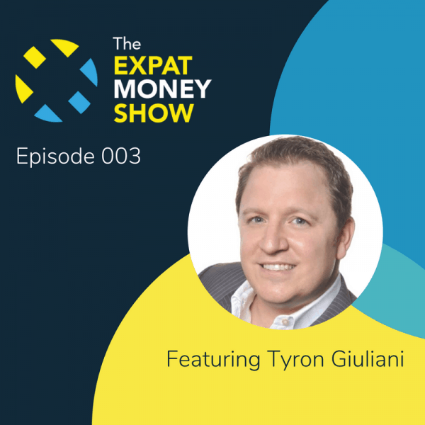 Interview with Tyron Giuliani on The Expat Money Show