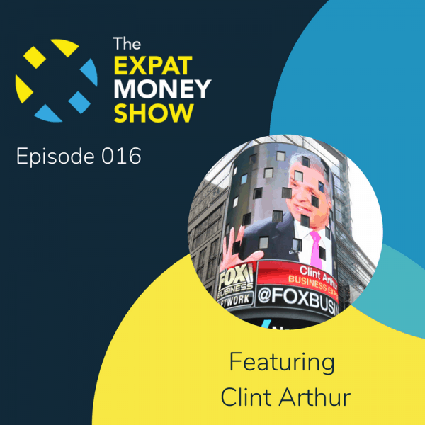 Clint Arthur interviewed by Mikkel Thorup on The Expat Money Show