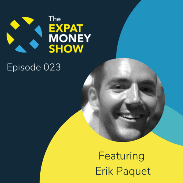 Erik Paquet Interviewed by Mikkel Thorup on The Expat Money Show