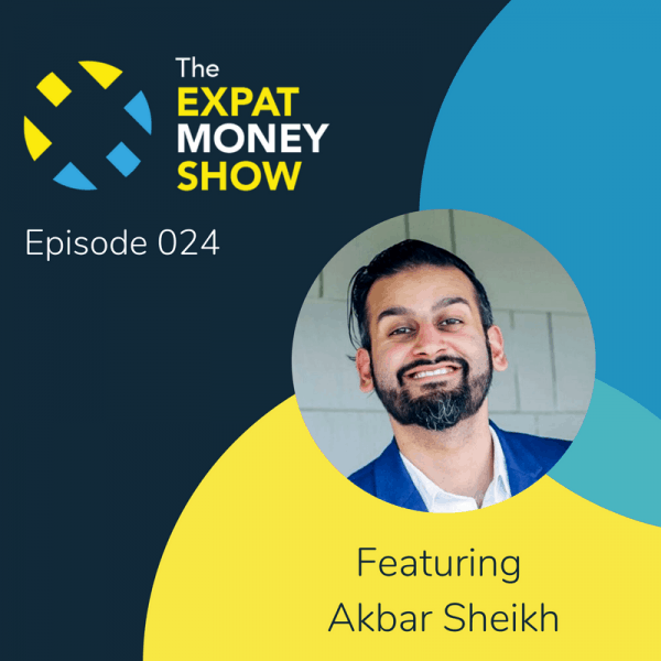Akbar Sheikh Interviewed by Mikkel Thorup on The Expat Money Show