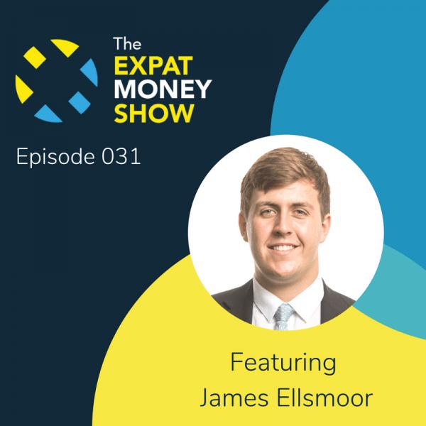 James Ellsmoor Interviewed by Mikkel Thorup on The Expat Money Show