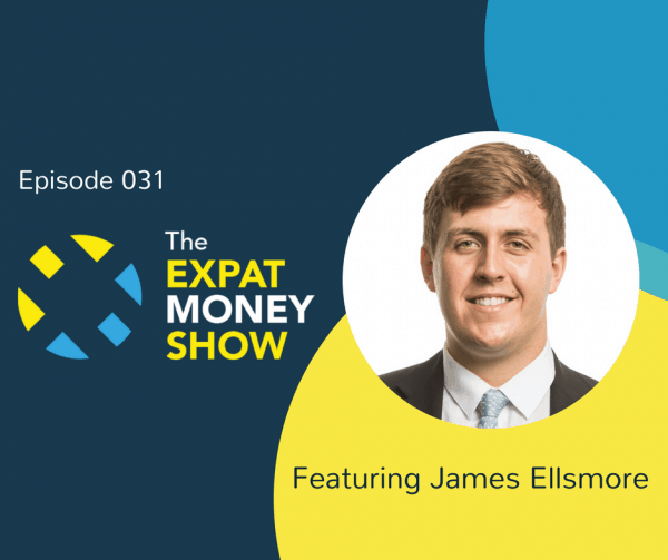 James Ellsmoor Interview about renewable energry on The Expat Money Show
