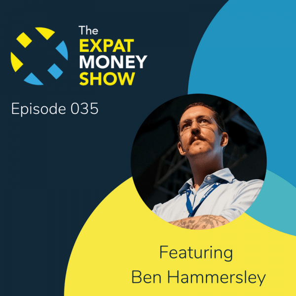 Ben Hammersley Interviewed by Mikkel Thorup on The Expat Money Show