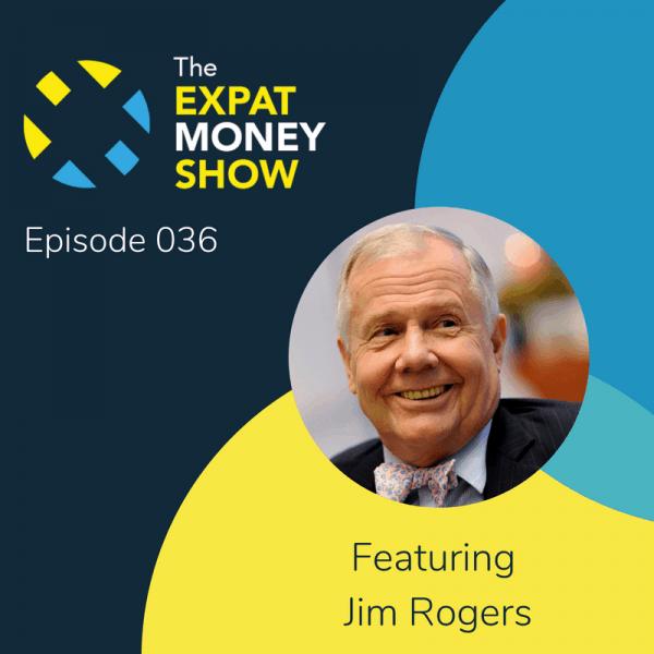 Jim Rogers Interviewed by Mikkel Thorup on The Expat Money Show