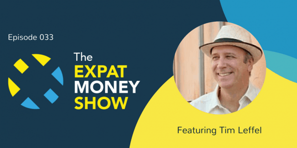 Tim Leffel Interviewed about Travel Writing on The Expat Money Show