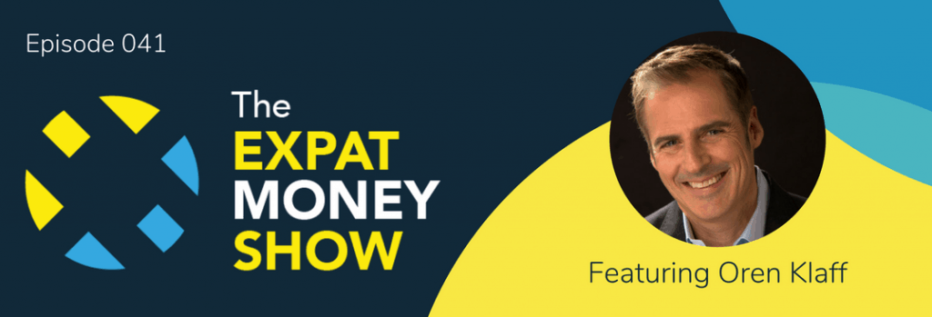 Oren Klaff Interviewed by Mikkel Thorup on The Expat Money Show