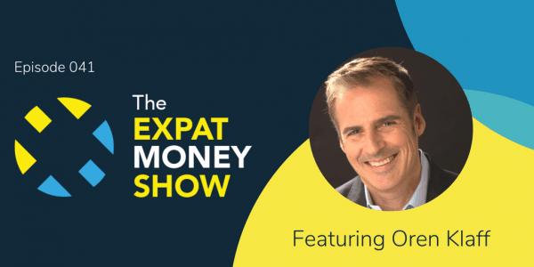 Oren Klaff Interviewed by Mikkel Thorup on The Expat Money Show