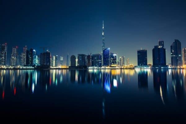 Dubai Skyline - Expat Money Show
