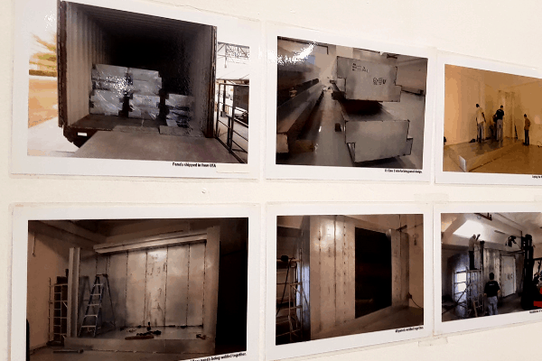 Building the Class Two Vault at Silver Bullion in Singapore