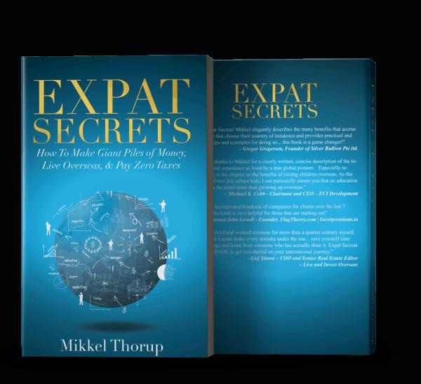 Expat Secrets Book