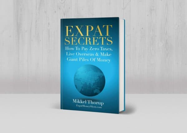 Expat Secrets Book Cover