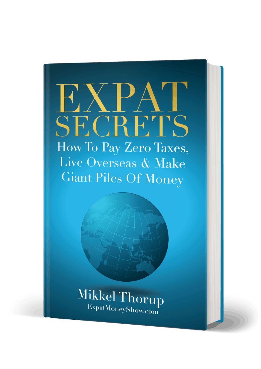Expat Secrets Book