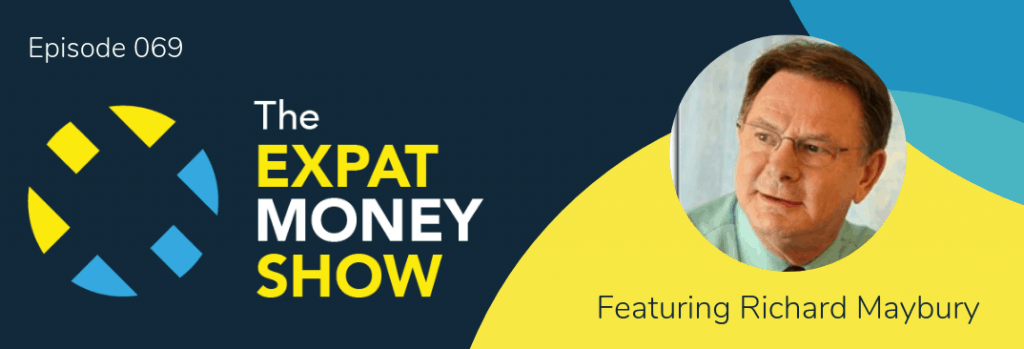 Richard Maybury interviewed by Mikkel Thorup on The Expat Money Show