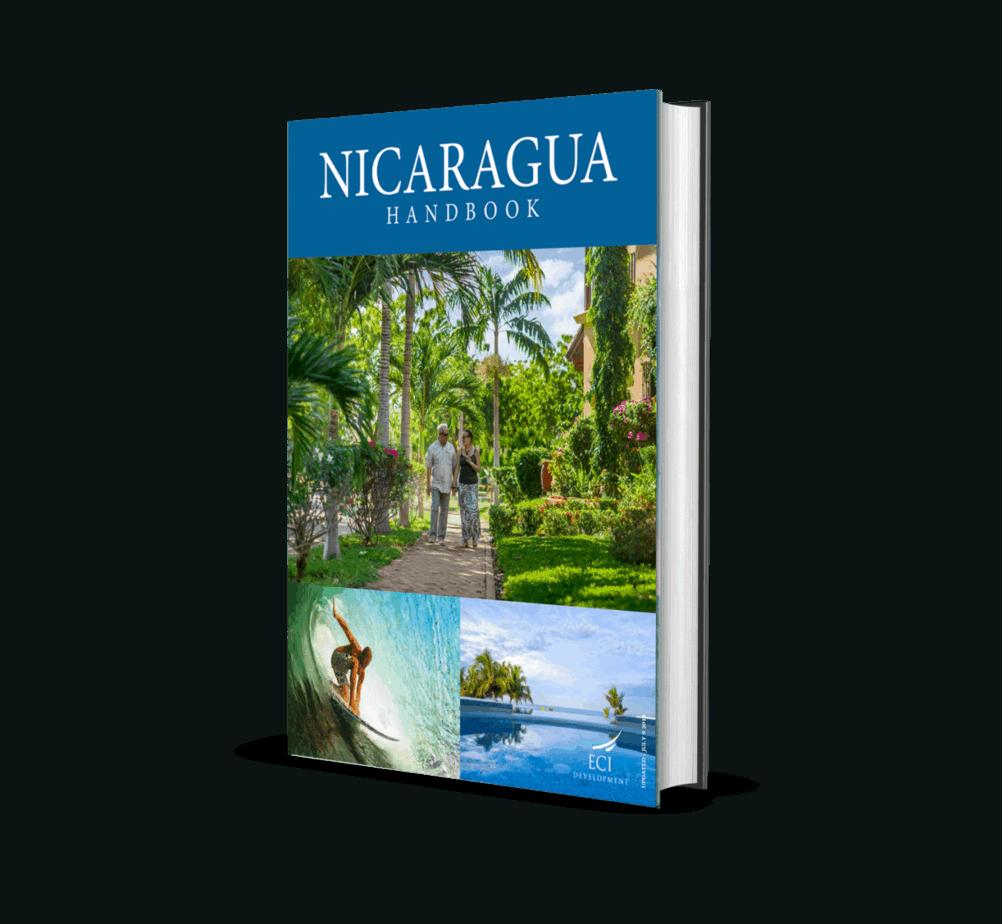 ECI Handbooks 3D - Nicaragua