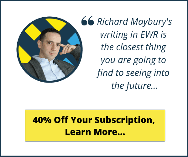 Early Warning Report - 40 Percent Off Subscription