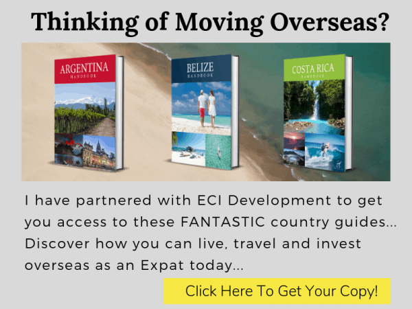 Free guide book on how to move overseas