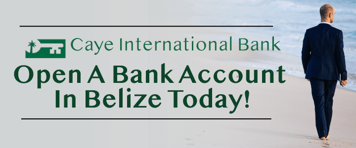 How to open a bank account in Belize