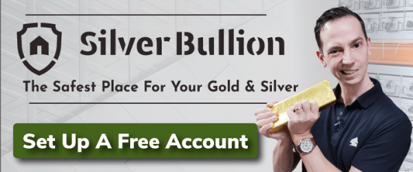 Gold and Silver storage offshore in Singapore