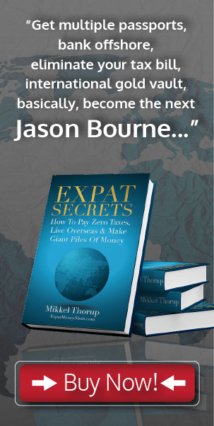 Expat Secrets by Mikkel Thorup