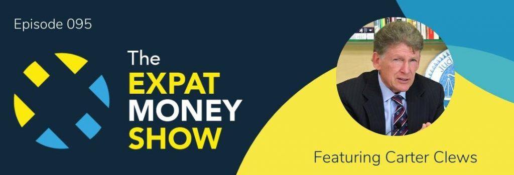 Carter Clews interviewed by Mikkel Thorup on The Expat Money Show