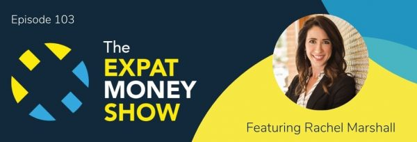 Rachel Marshall interviewed by Mikkel Thorup on The Expat Money Show