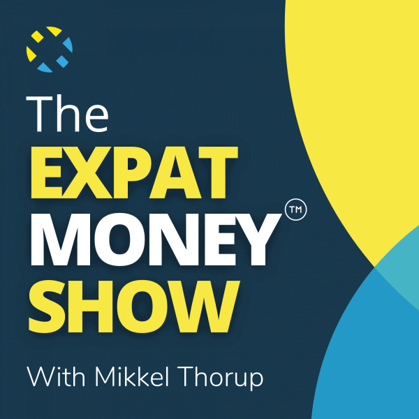Expat Money Show With Mikkel Thorup - iTunes Cover Art