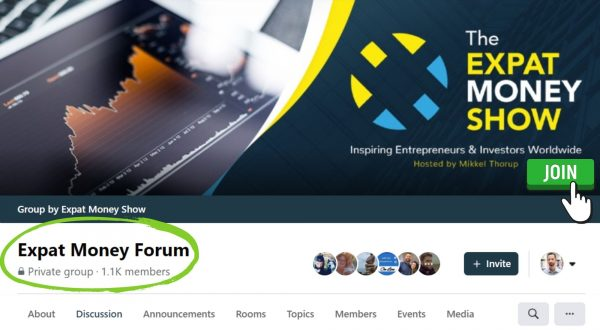 Join The Expat Money Forum