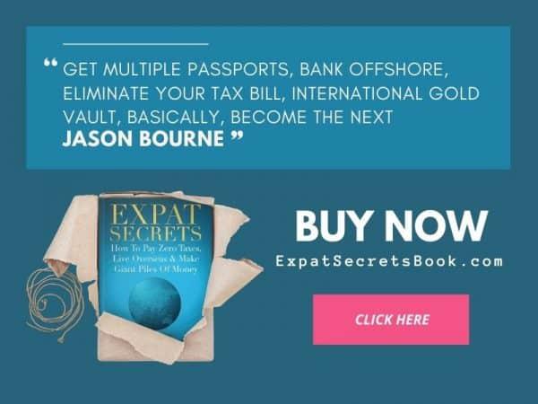 Buy Expat Secrets Book