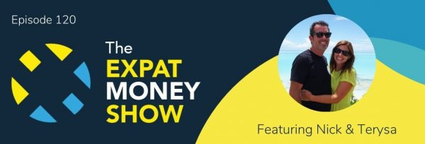 Nick & Terysa interviewed by Mikkel Thorup on The Expat Money Show