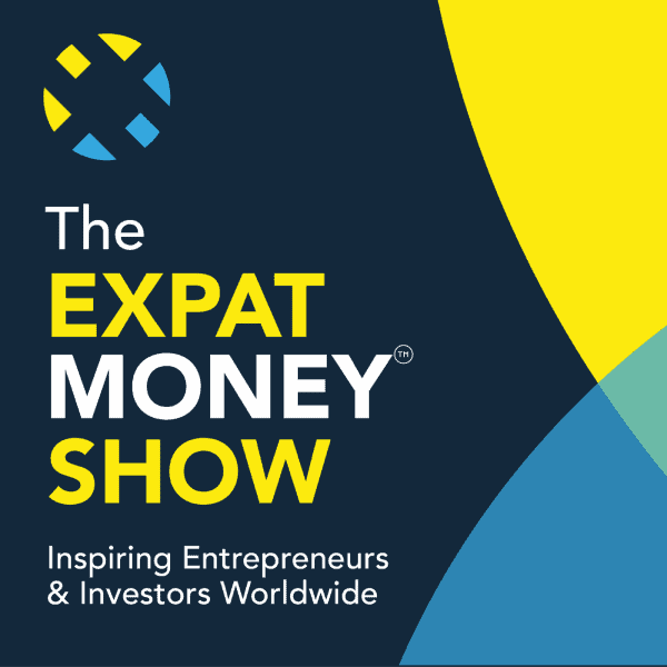 Expat Money Show Podcast Cover Art