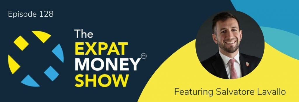 Salvatore Lavallo interviewed by Mikkel Thorup on The Expat Money Show