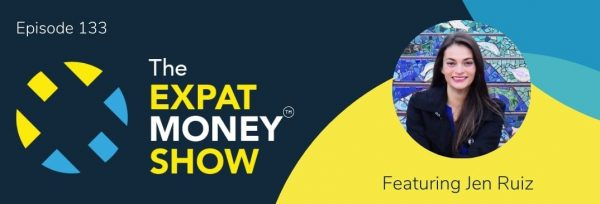 Jen Ruiz Interviewed By Mikkel Thorup on The Expat Money Show