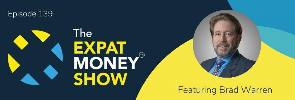 Brad Warren interviewed by Mikkel Thorup on The Expat Money Show