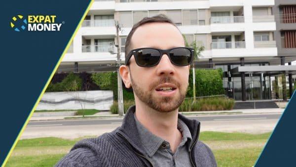 Mikkel Thorup in Brazil