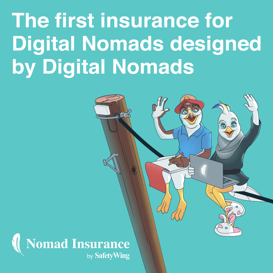 Insurance For Digital Nomads And Expats