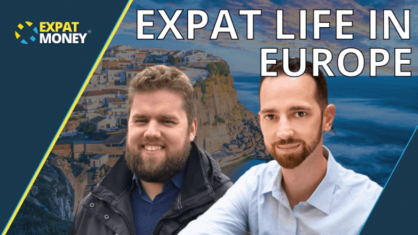 Kris Broholm interviewed by Mikkel Thorup on The Expat Money Show