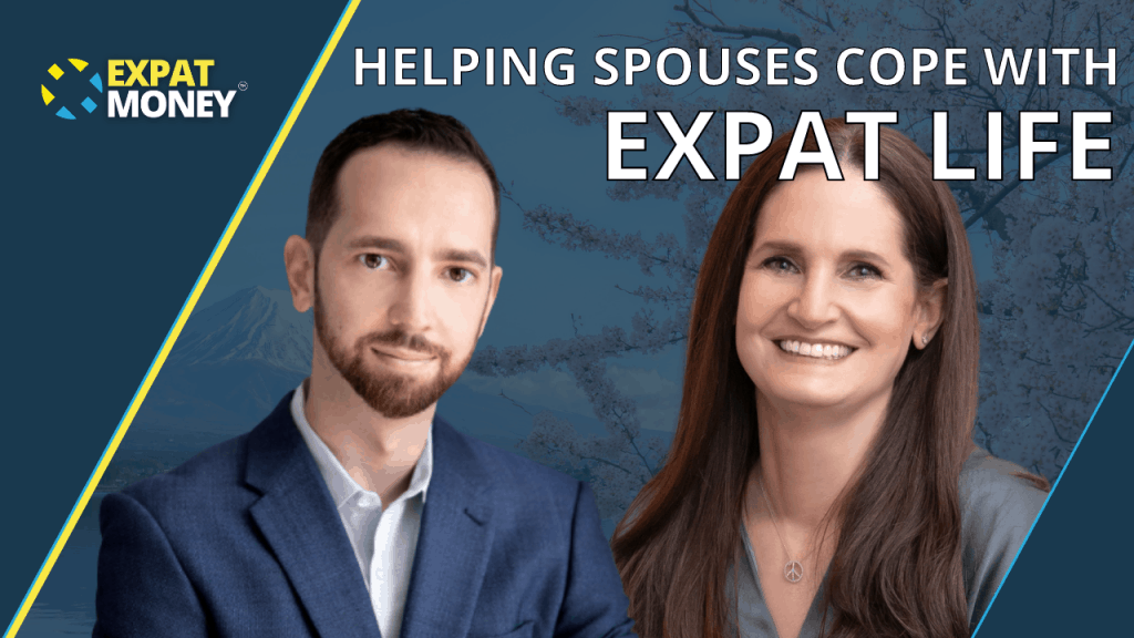 Linda Mueller interviewed by Mikkel Thorup on The Expat Money Show