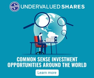 Undervalued Shares - Swen Lorenz