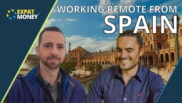 Chase Warrington interviewed by Mikkel Thorup on The Expat Money Show